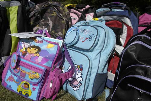 46a8ffff77 Annual Back to School Backpack Drive - A Caring Nanny