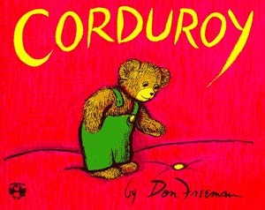 nanny reading to  toddler child reading skills nanny agencyCorduroy favorite toddler book