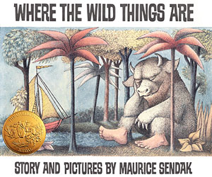 WHERE the wild things are favorite preschool books