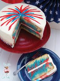4th of july, cake, party, chandler families, sitters, babysitters, history, gratitude