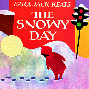 Nanny reading books to toddler children reading skills nanny agency The Snowy Day Caldecott Award Winning toddler book